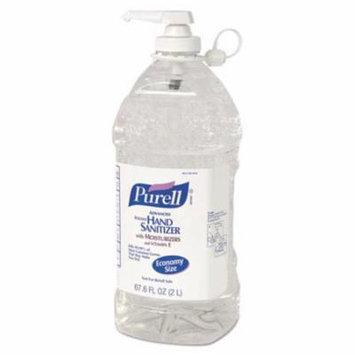 Go-Jo Industries 962504EA Instant Hand Sanitizer, 2L Bottle