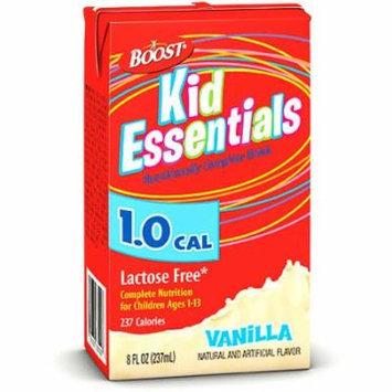 Boost Kid Essentials Nutritionally Complete Drink Vanilla 27X237ml
