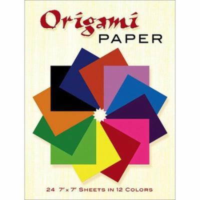 Dover Origami Paper, 7