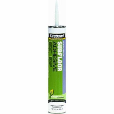 Titebond Solvent Free Weatherproof Subfloor Adhesive