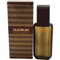 Antonio Puig Quorum EDT Spray, 3.4 fl oz