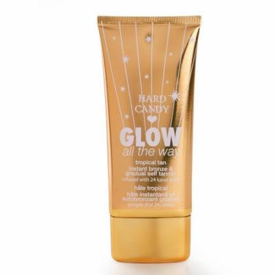 Hard Candy Glow All The Way Instant Bronze & Gradual Self Tanner