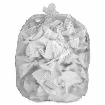 Special Buy High-density Resin Trash Bags -SPZHD242408