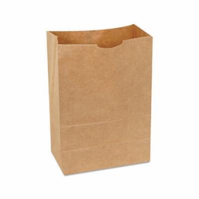 General 8.25'' Kraft Paper Bag in Brown