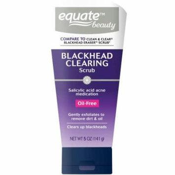 Equate Beauty Blackhead Clearing Scrub, 5oz