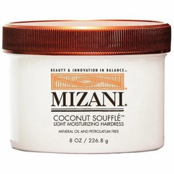 Mizani Coconut Souffle Light Moisturizing Hairdress, 8 oz