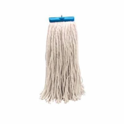 UNISAN 20 oz Economical Lie Flat Mop Head in White