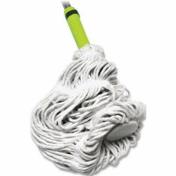 Miller's Creek Self-Wringing Ergonomic Cotton Twist Mop