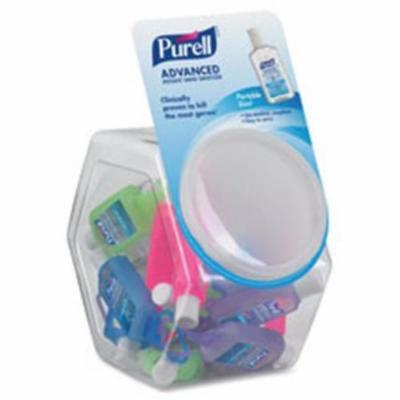 GOJO Purell Hand Sanitizer Jelly Wrap Display Bowl