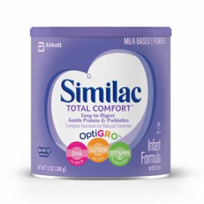 Similac® Total Comfort™ Infant Formula