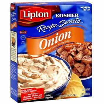 Lipton Recipe Secrets Onion Recipe Soup & Dip Mix, 1.9 oz (Pack of 12)