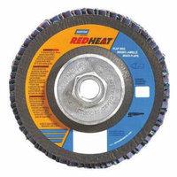 NORTON 66623399197 Flap Disc, 5 In x 36 Grit, 5/8-11