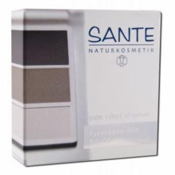 Eyeshadow Trios Smokey Eyes 06 Sante 5 gm Powder