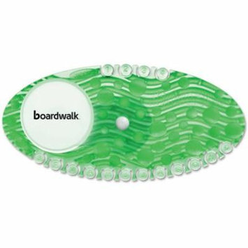 Boardwalk Curve Cucumber Melon Air Freshener, Green, 10 count