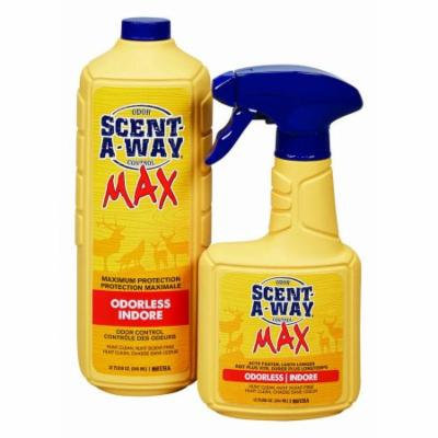 Scent-A-Way Max 12oz and 32oz Odorless Spray Combo
