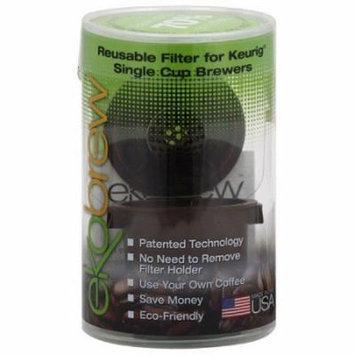 Ekobrew Reusable Filter for Keurig Single Cup Brewers, (Pack of 12)