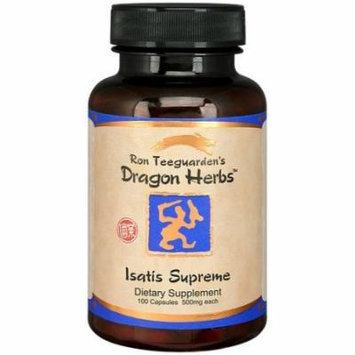 Isatis Supreme Dragon Herbs 100 Caps