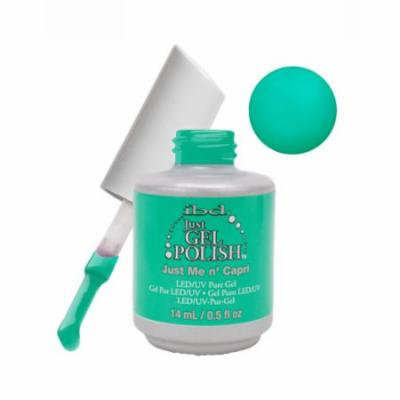 IBD Just Gel Nail Polish 0.5oz Green Dolce Vita Collection, JUST ME N' CAPRI, G57016