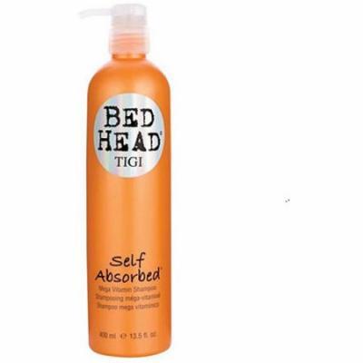 Bed Head Self Absorbed Mega Nutrient Shampoo, 13.5 fl oz