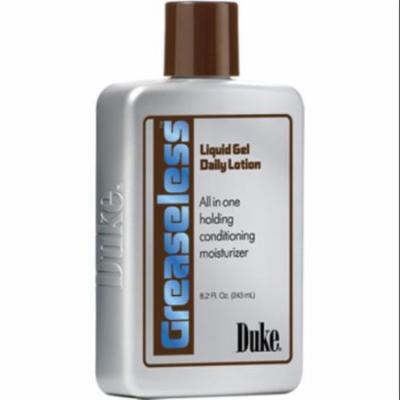 Duke Greaseless Liquid Gel Daily Lotion, 8 oz