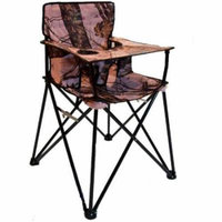 ciao! baby go-anywhere-highchair - Pink Mossy Oak