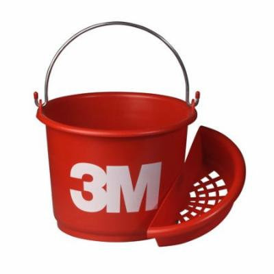3M Wet or Dry Durable Wet Sanding Bucket with Tray 2513