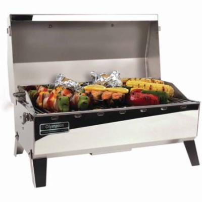 Camco 57251 Olympian 4500 Stainless Steel Gas Grill