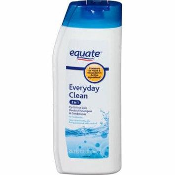 Equate Everyday Clean 2 in 1 Dandruff Shampoo & Conditioner, 23.7 fl oz