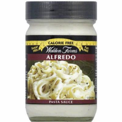 Walden Farms Alfredo Pasta Sauce, 12 oz, (Pack of 6)