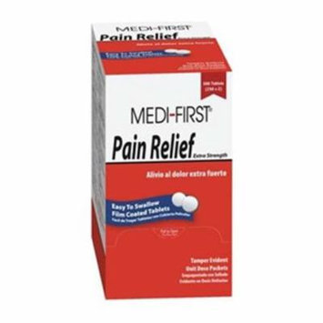 Pain Relief, Tablets, PK 250