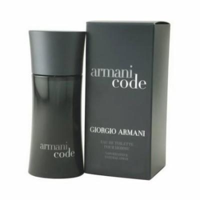 Armani Code for Men Eau de Toilette Spray, 2.5 fl oz