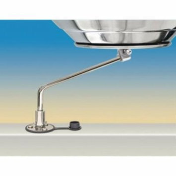 Magma A10-126 Locking Flush Deck Socket Mount for use with Any Magma Marine Kettle Grill