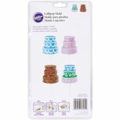 3D Candy Mold 1/Pkg-3D Cake Pop