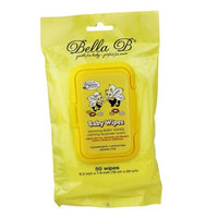 Bella B Bodycare Baby Wipes 50 wipes