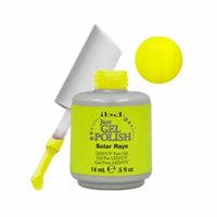 IBD Just Gel 0.5oz Soak Off Nail Polish Yellow, SOLAR RAYS, 56533