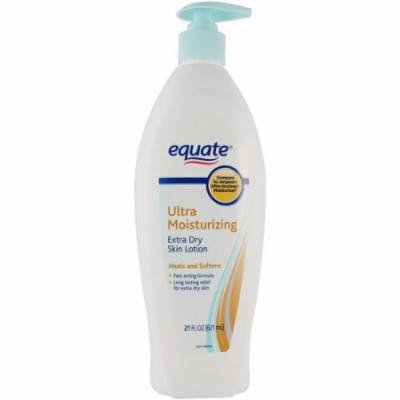 Equate Conditions And Moisturizes Ultra Lotion, 21 fl oz