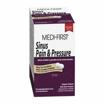 Sinus Pain & Pressure, Tablets, PK 250