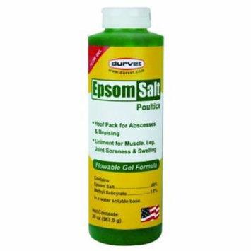 Durvet Epsom Salt Poultice Gel 20 Ounce 001-0691