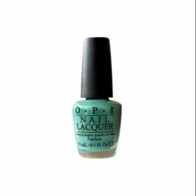 OPI Nail Polish Lacquer - My Dogsled is a Hybrid - NL N45, 0.5 Fluid Ounce