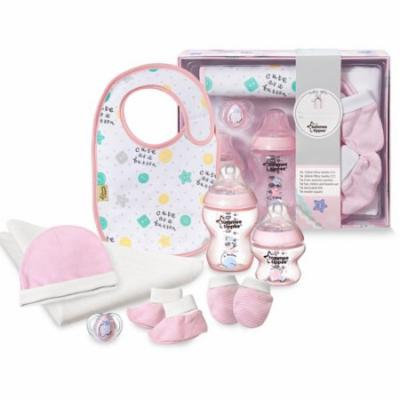 Tommee Tippee Closer to Nature Gift Set, BPA-Free, Pink