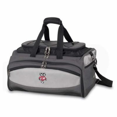 Wisconsin Buccaneer Tailgating Cooler (Black)