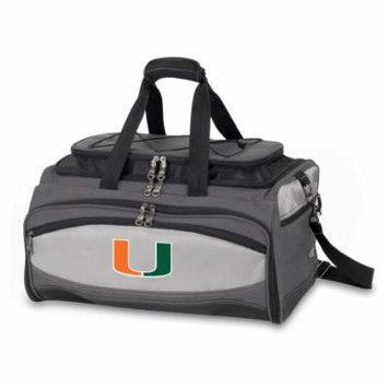 DDI 1480888 University of Miami Buccaneer Grill Kit Case Of 2