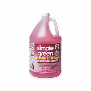 SIMPLE GREEN 1 gal. Bathroom Cleaner, 2 PK 1210000211101