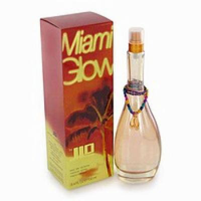 Jennifer Lopez Miami Glow for Women Eau de Toilette Spray, 3.4 oz