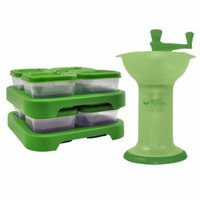 Green Sprouts Food Mill with Baby Food Storage Trays
