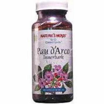 Pau D Arco 500mg Nature's Herbs 100 Caps