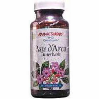 Pau D Arco 500mg Nature's Herbs 100 Caps