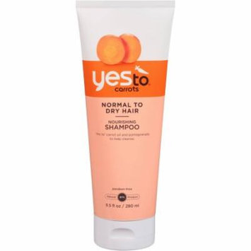 Yes To Carrots Nourishing Shampoo, 9.5 fl oz