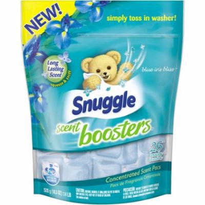 Snuggle Scent Boosters Blue Iris Bliss Concentrated Scent Pacs, 26 count, 18.3 oz