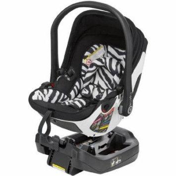 Kiddy 51-900-EV-600 - Evolution Pro Infant Car Seat - Zebra
